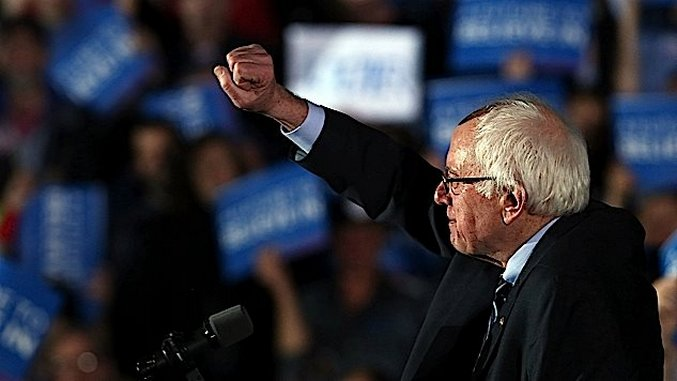 A Plea to Sanders Supporters: Don't Fall in Line