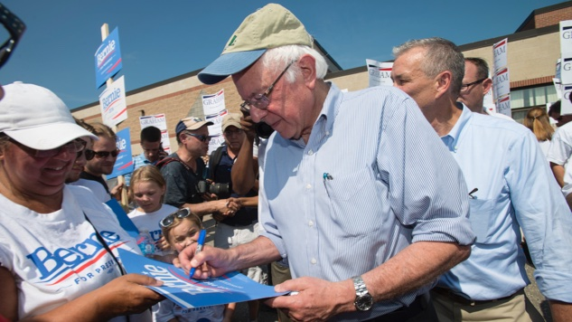 Fact Check: There's No Comparing Bernie Sanders to Joe Biden on Social Security