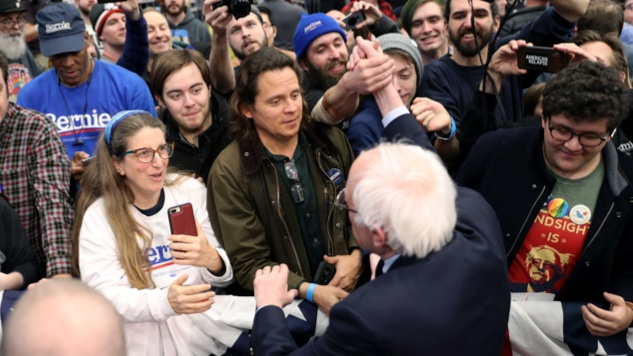New Polls in Texas and Nevada Bring More Good News for Bernie Sanders