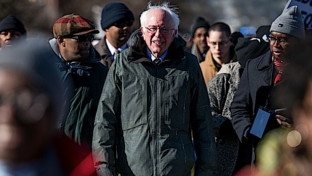 Bernie Sanders Is Going to Win the Democratic Primary, and It's Going to Be Easy