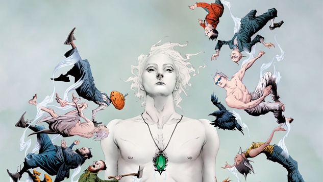 Neil Gaiman and DC Team for 'Sandman Universe' Comic Book Line