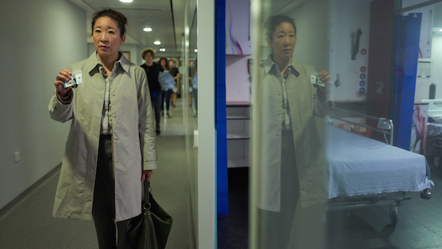 Sandra Oh: Don&#8217;t Think <i>Killing Eve</i> Is an Allegory About Female Friendships
