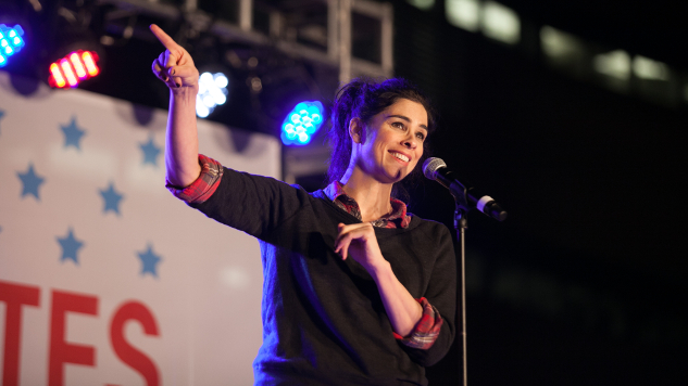 Sarah Silverman's Got a Political Comedy Show Coming to Hulu