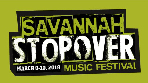 Savannah Stopover 2018's First-Wave Lineup Revealed