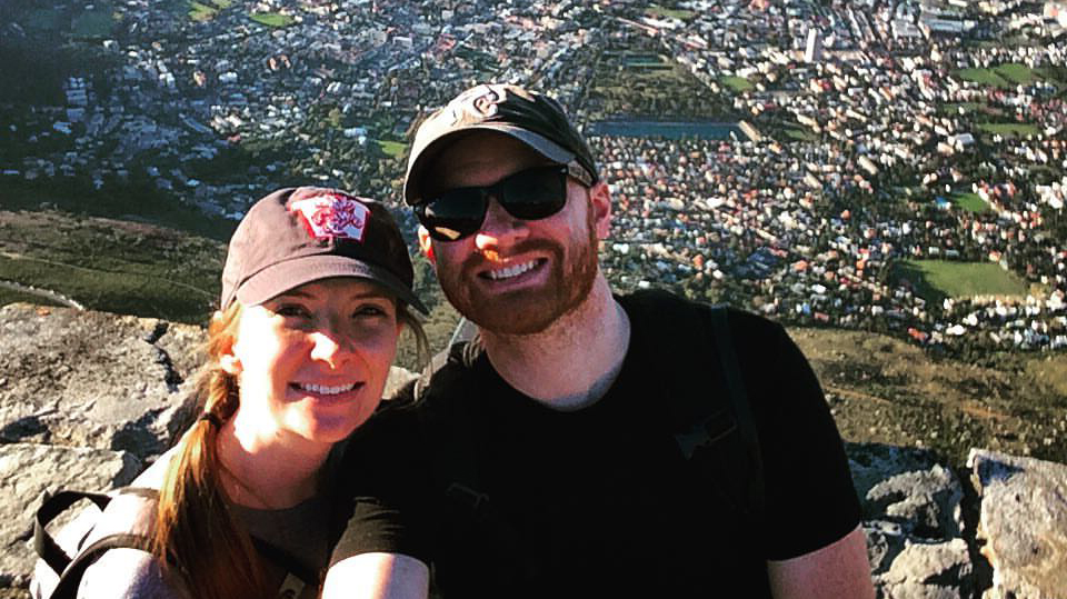 Escape Artist Q&A: James and Sue Feess of <i>The Savvy Backpacker</i>