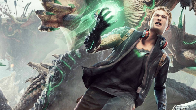 Microsoft Has Canceled <i>Scalebound</i>