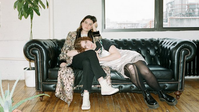 Overcoats Announce New EP <i>Used To Be Scared Of The Dark</i> with New Single &#8220;The Hardest Part,&#8221; Featuring Tennis