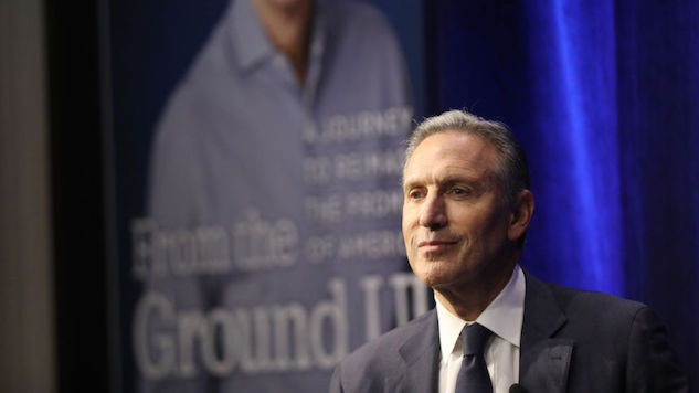Howard Schultz Doesn't Know the Price of Cereal