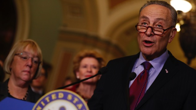 Senate Democrats: Strategize, Don't Grandstand...Even if that Means Voting for a Trump Nominee