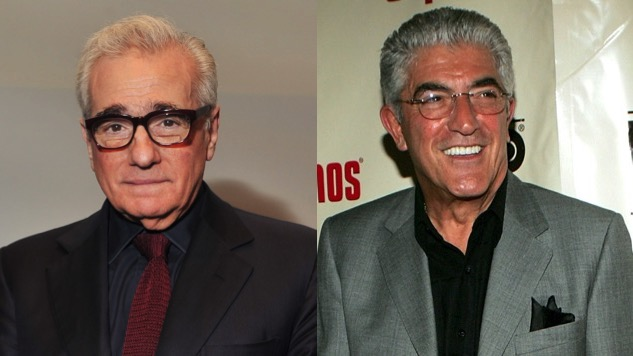Martin Scorsese Pens Tribute to Frank Vincent