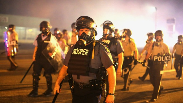 "Fighting Violence with ""Righteous Violence&#8221: How Will America's Police Be Trained in Trump's America"