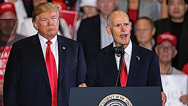 The Florida Elections Are Pushing Us Towards a Constitutional Crisis