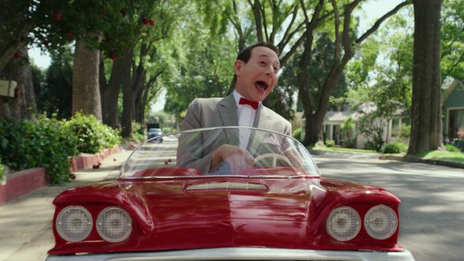 Pee-Wee Herman Inspired Accessories to Celebrate His Big Return