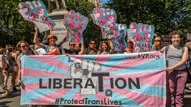 Science Proves Trans People Aren't Making It Up :: Science