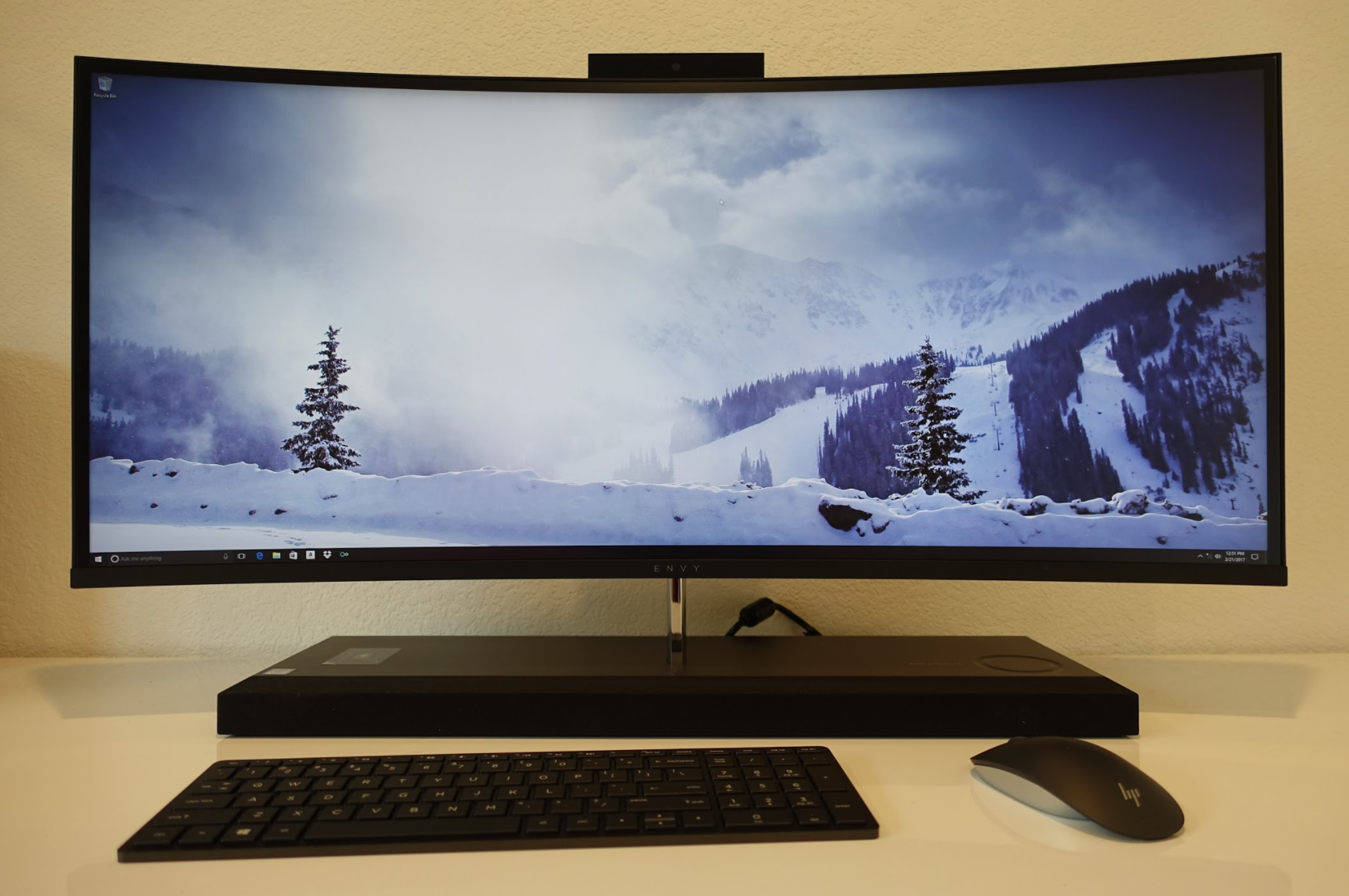 HP Envy Curved AIO 34: The New Centerpiece of Your Office