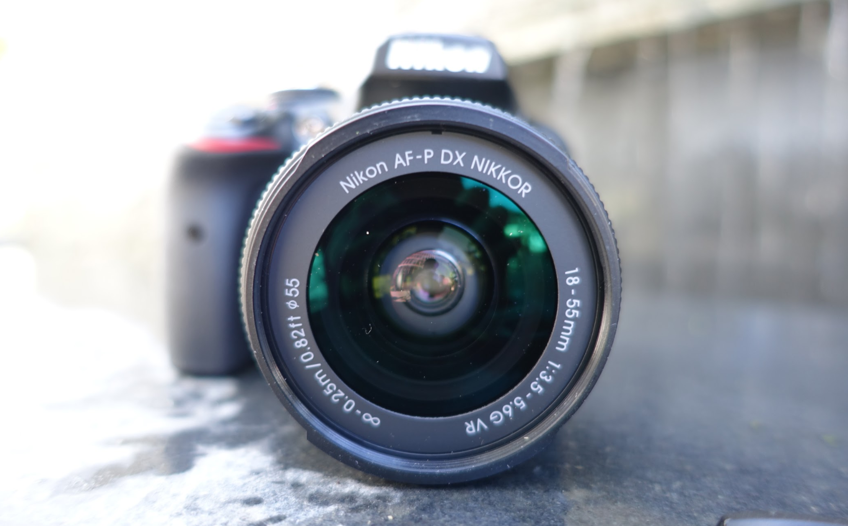 how to use manual d3400