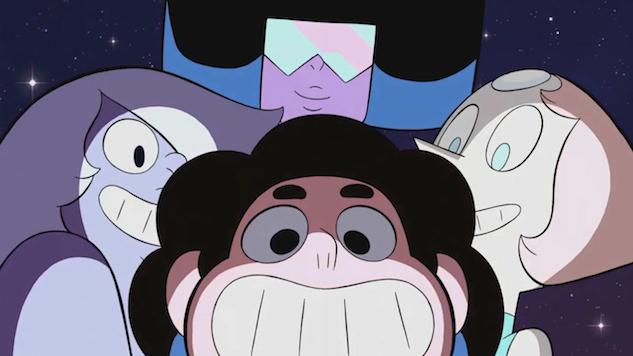 <i>Steven Universe</i> is Finally Getting a Soundtrack