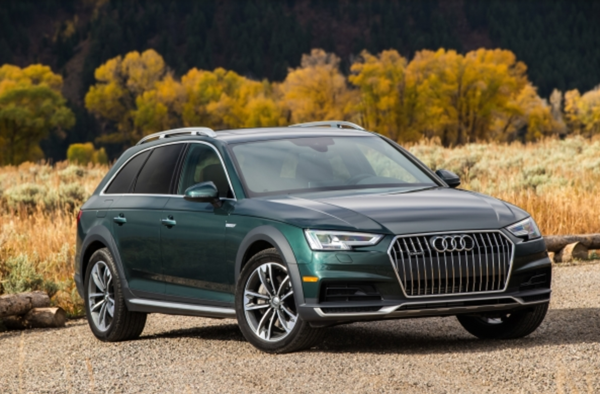 Why The Audi Allroad Is My Favorite Car Of The Year So Far - Audi car year