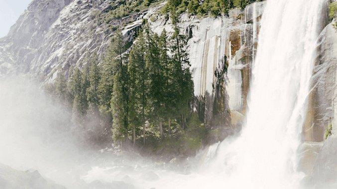 Increased Snowmelt at Yosemite Creates Stunning Waterfalls and Increased Flood Risk