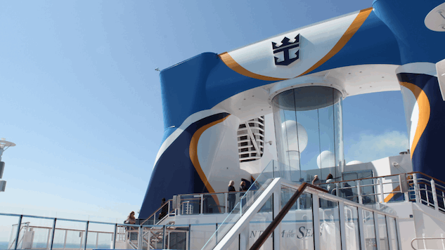 Catch This Summer's Eclipse on Royal Caribbean's Cruise