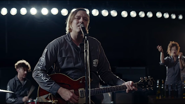 Watch Arcade Fire&#8217;s Short Film <i>Money + Love</i>, Starring Toni Collette