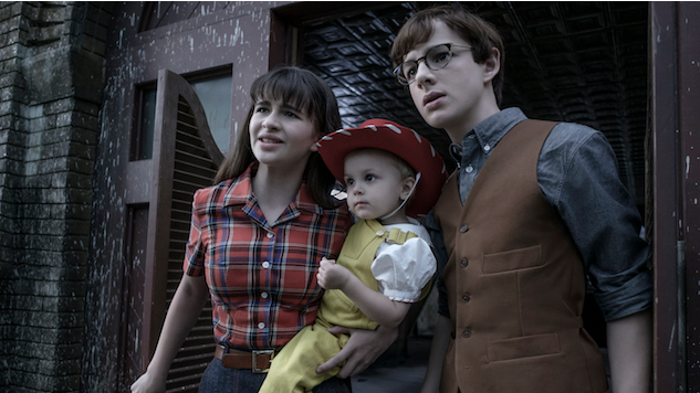 Visit the VFD Headquarters in New <i>A Series of Unfortunate Events</i> Featurette