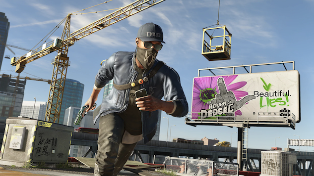Next <i>Watch Dogs</i> Game Leaks, Details Confirmed
