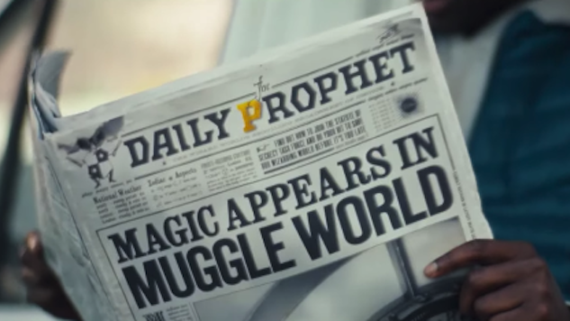 Niantic's <i>Harry Potter: Wizards Unite</i> Release Date Revealed