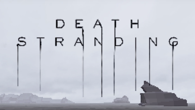 Fan-Made <i>Death Stranding</i> Trailer Reimagines It as a PS1 Game