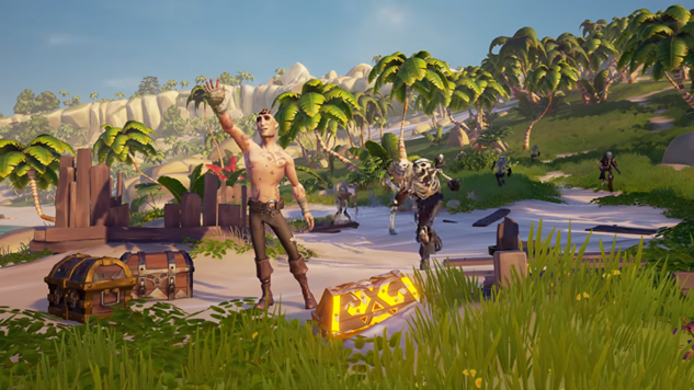 "Rare Removes ""Death Cost"" From <i>Sea of Thieves</i>"