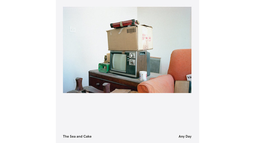 The Sea And Cake: <i>Any Day</i> Review