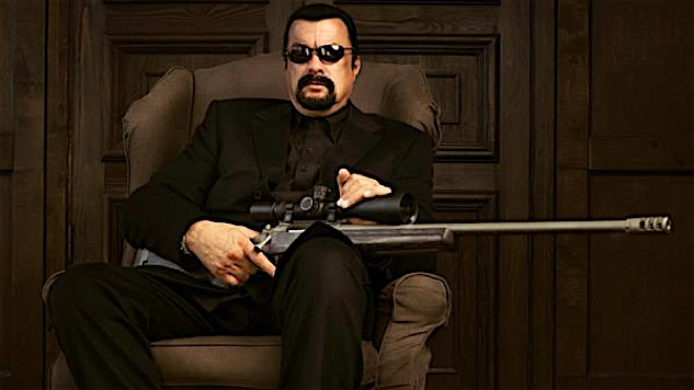 The Tao of Steven Seagal