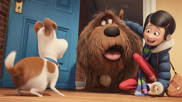 <i>The Secret Life of Pets</i>