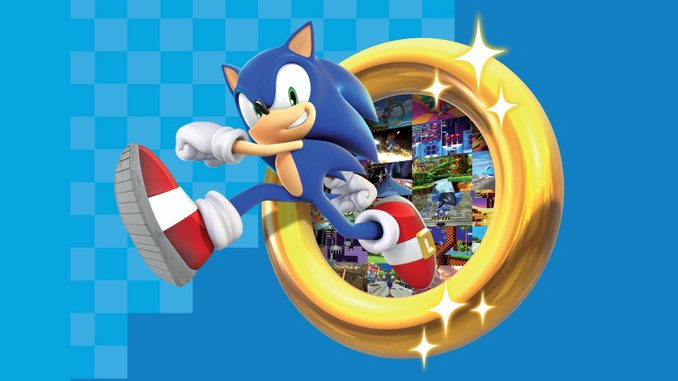 A Wave of New Sonic Merch Is Hitting Shelves for His 30 Anniversary