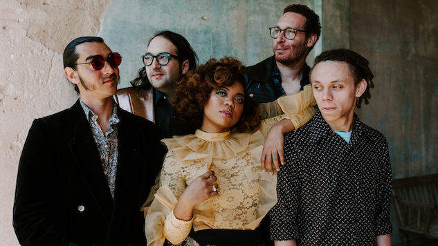 "Seratones Preview Forthcoming Album <i>Power</i> with New Single ""Gotta Get to Know Ya"""