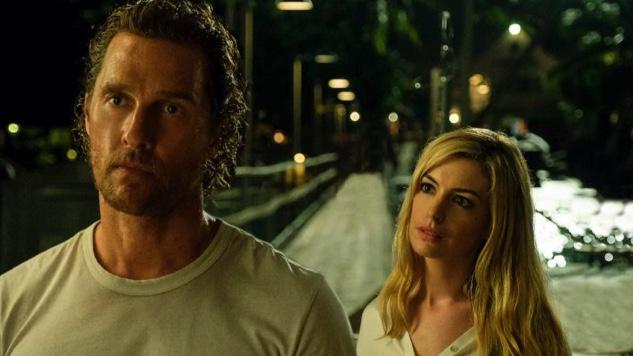 Watch Matthew McConaughey and Anne Hathaway Plot Murder in <i>Serenity</i> Trailer