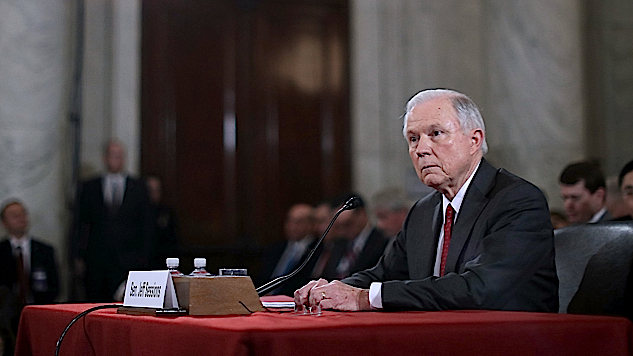 How to Make Jeff Sessions His Own Worst Enemy