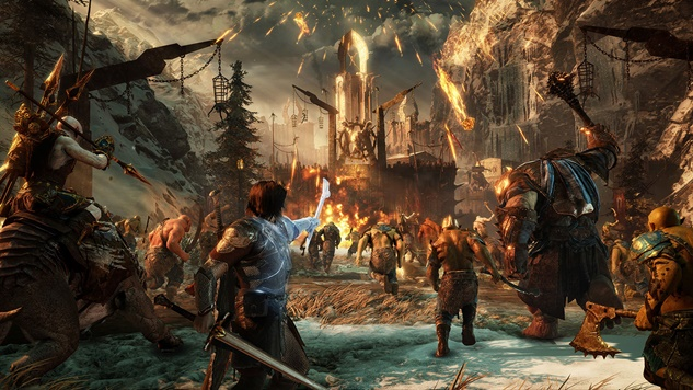 <i>Shadow Of War</i> Will Remove Microtransactions Later this Year