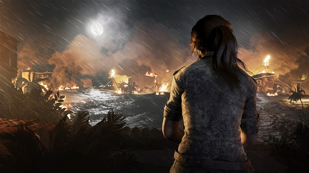 <i>Shadow of the Tomb Raider</i> Goes Dark in Closing Lara Croft's Origin Trilogy