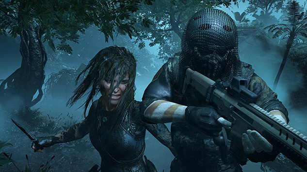 <i>Shadow of the Tomb Raider</i> is Too Safe to Be Entertaining