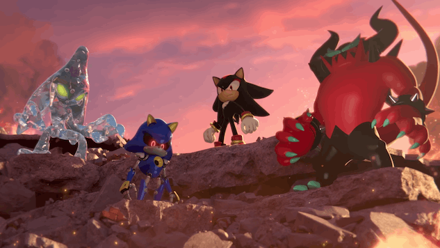 Shadow the Hedgehog Brings His Edge to <i>Sonic Forces</i> as Playable DLC