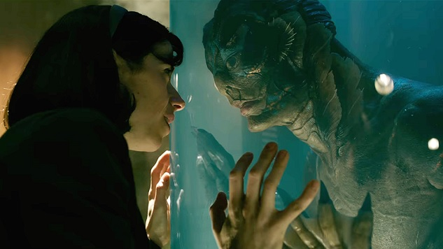 <i>The Shape of Water</i>