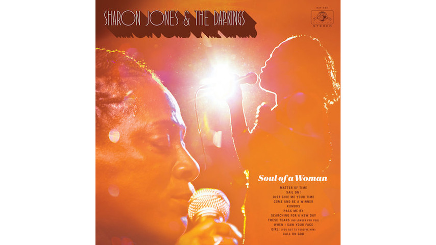 Sharon Jones and the Dap-Kings: <i>Soul of a Woman</i> Review