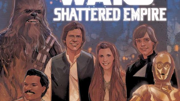 Ranking <i>Star Wars</i>&#8217; Post-<i>Jedi</i> Canon Books and Comics