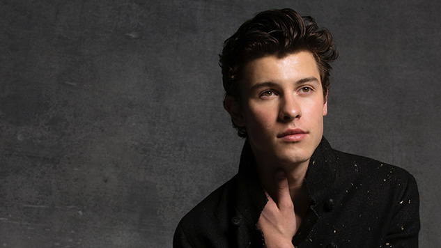 "Shawn Mendes Unveils His Most Vulnerable Single, ""In My Blood"""