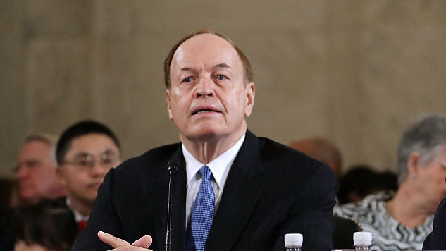 Alabama GOP Senator Richard Shelby Says He Couldn't and Didn't Vote for Roy Moore
