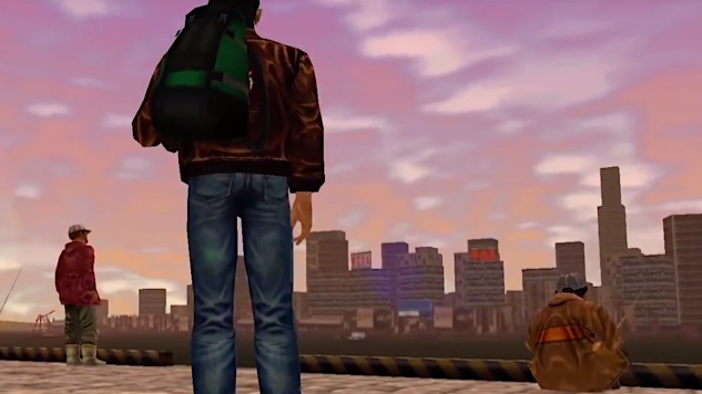 <i>Shenmue</i>, <i>Shenmue 2</i> HD Re-Releases Coming This Fall