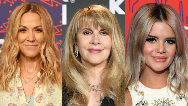 "Sheryl Crow, Stevie Nicks and Maren Morris Exude Female Empowerment on ""Prove Me Wrong"""