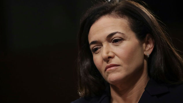 Facebook COO Sheryl Sandberg Requested Opposition Research on George Soros