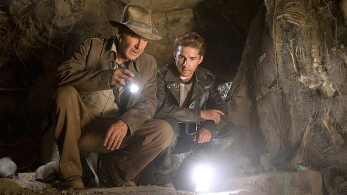 No Shia LaBeouf in <i>Indiana Jones 5</i>, Says Screenwriter